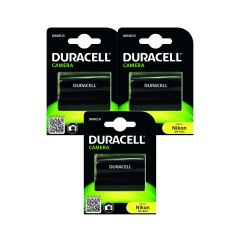 Duracell EN-EL15 3 stk