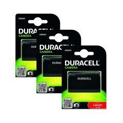 Duracell LP-E6 3 stk