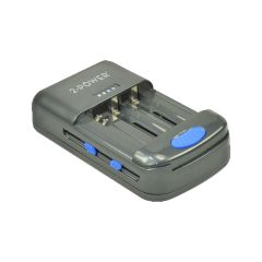2-Power Universal Oplader