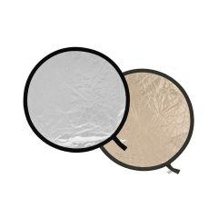 Lastolite Reflektor 30 cm Sunlite/Silver