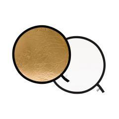 Lastolite Reflektor 30 cm Gold/White