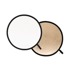 Lastolite Reflektor 50 cm Sunfire/White