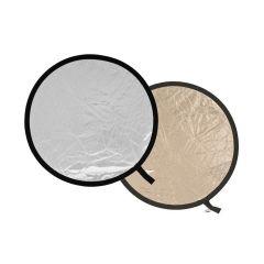 Lastolite Reflektor 50 cm Sunlite/Silver