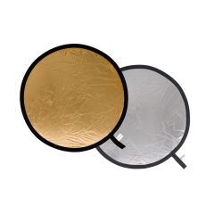 Lastolite Reflektor 50 cm Silver/Gold