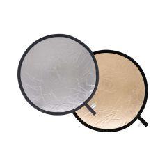 Lastolite Reflektor 75 cm Sunfire/Silver