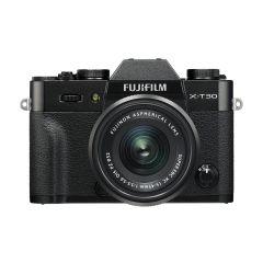 Fujifilm X-T30 m. XC 15-45mm OIS PZ Sort (Inkl. Enetime & Online Fotokursus U/B)