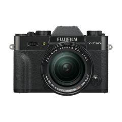 Fujifilm X-T30 m. XF 18-55mm f/2.8-4 R Sort (Inkl. Enetime & Online Fotokursus U/B)