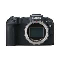 Canon EOS RP Hus + EF-EOS Adapter (Inkl. Fordelsprogram)