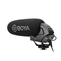 Boya BY-BM3031 Kondensator Mikrofon