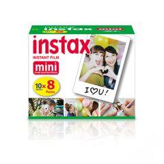 Fujifilm Instax Mini Farvefilm 8x 10pk