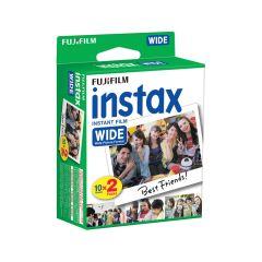 Fujifilm Instax Wide Farvefilm 2x 10pk