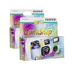 Fujifilm QuickSnap Engangskamera, 2 stk