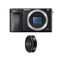 Sony A6000 + E 20mm f/2.8