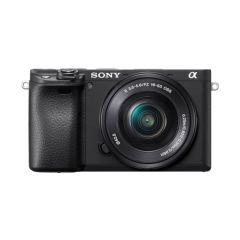 Sony A6400 + 16-50mm f/3.5-5.6 (Inkl. Fordelsprogram)