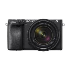 Sony A6400 + 18-135mm f/3.5-5.6 OSS (Inkl. Fordelsprogram)