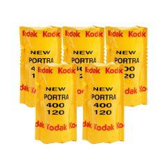 Kodak Portra 400 120 Farvefilm 5 pk.