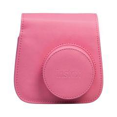 Fujifilm Instax Mini 9 Læderetui Flamingo Pink