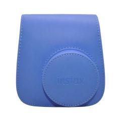 Fujifilm Instax Mini 9 Læderetui Cobalt Blue