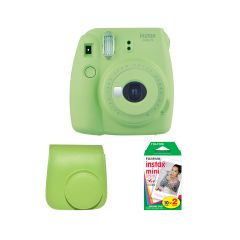 Fujifilm Instax Mini 9 Lime Green Kit