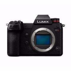 Panasonic Lumix S1R Hus (Inkl. 2 Extra Originale Batterier U/B) (3000DKK Instant Cashback)