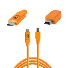 Tether Tools TetherPro USB C-Mini B 5-pin 4.6m