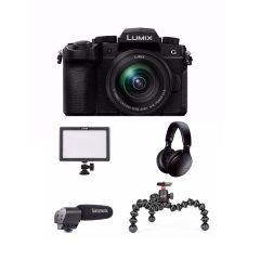 Panasonic G90 + 12-60mm Videokit
