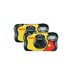 Kodak FunSaver Engangskamera, 2 stk