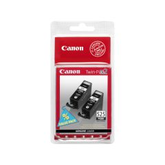 Canon PGI-525PGBK Sort Twin Pack