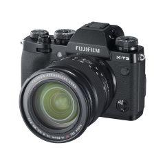 Fujifilm X-T3 Sort m. XF 16-80mm f/4 OIS WR (Inkl. Fordelsprogram)