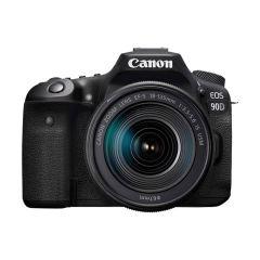 Canon EOS 90D + 18-135mm USM (Inkl. Fordelsprogram, Enetime & Online Fotokursus)