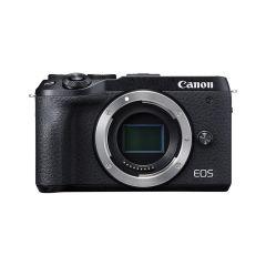 Canon EOS M6 Mk II Hus Sort (Inkl. Fordelsprogram)