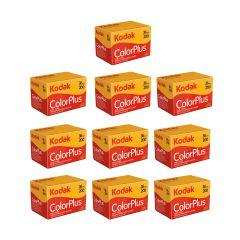 Kodak Colorplus 200 135-36 Farvefilm 10 stk