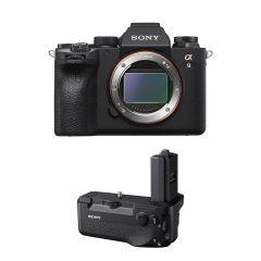 Sony A9 II Hus (Inkl. VG-C4EM Batterigreb, Fordelsprogram og 5yr Coverage U/B)