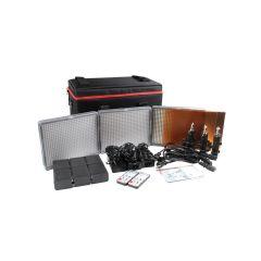 Aputure Amaran HR672-SSC LED-Panel Kit