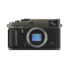 Fujifilm X-Pro3 Dura Black (Inkl. Fordelsprogram, Extra Originalt Batteri & Peak Design Clutch U/B)