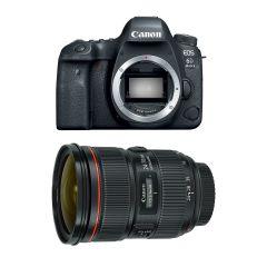 Canon EOS 6D MK II m. EF 24-70mm F2.8L II (Cashback)