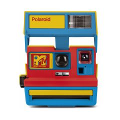 Polaroid 600 MTV Limited Edition