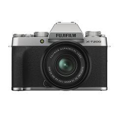 Fujifilm X-T200 m. XC 15-45mm OIS PZ Sølv
