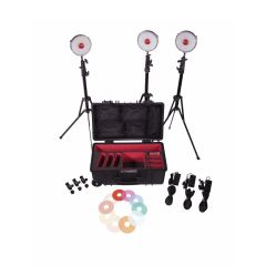 Rotolight Neo 2 - 3 Light Kit med Hardcase