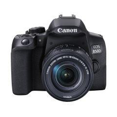 Canon EOS 850D + 18-55mm (inkl. fotokursus)