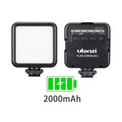 Ulanzi VL49 Mini LED Videolys