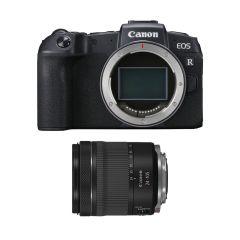 Canon EOS RP + RF 24-105mm f/4-7.1 STM  (Inkl. Fordelsprogram)