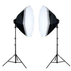 Daglyspakke 2x 125W Fastlys lamper