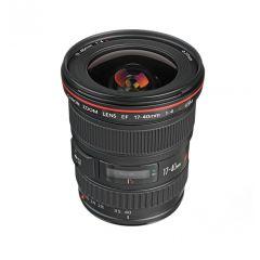 Canon EF 17-40mm f/4L USM [Udstillingsmodel]