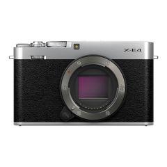 Fujifilm X-E4 Sølv Hus_0007_Front.jpg