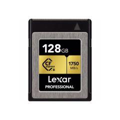 LEXAR Pro CFexpress 128GB R1750/W1000