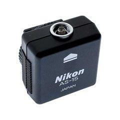 Nikon AS-15 Hot-shoe Adapter