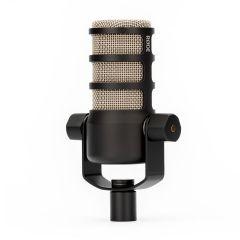 Røde PodMic Podcast Mikrofon front.jpg