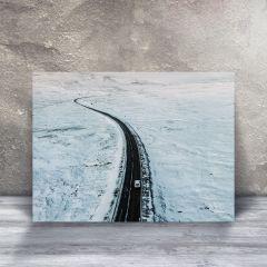 Sving, Den gamle vej til Torshavn, Plakat i 50x70