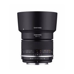 Samyang MF 85mm f/1.4 MK2 Canon